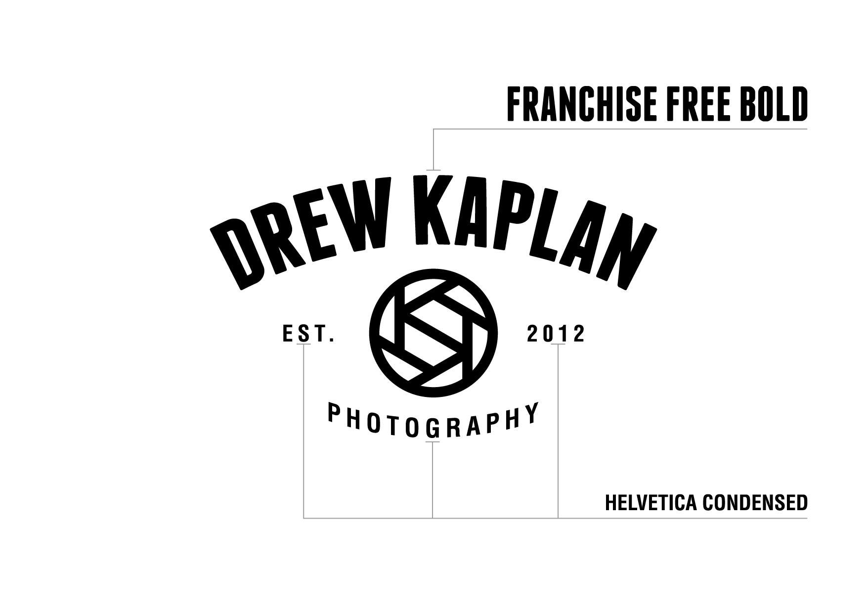 Drew-Kaplan-Logo-types